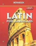 Latin for Americans Glencoe Latin 2 Workbook