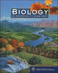 Biology A Community Context