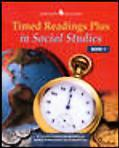 Timed Readings Plus In Social Studies Book 2  25 Two-Part Lessons with questions for Buildin...