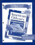 American Odyssey Reading Essentials And Study Guide