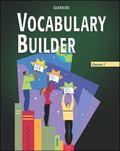 Glencoe Vocabulary Builder Course 7