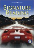 Signature Reading Level E