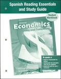 Economics Today And Tomorrow, Spanish Reading Essentials And Study Guide