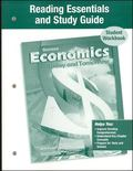 Economics Today And Tomorrow, Reading Essentials And Study Guide