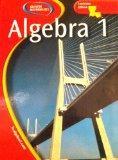 Glencoe Mathematics - Algebra 1 2005 (Louisiana Student Edition)