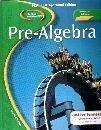 Glencoe Pre-Algebra Tennessee Teacher Edition