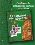 Espanol Para Nosotros Curso Para Hispanohablantes Nivel 2