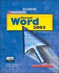 Glencoe Icheck Express Microsoft Word 2003