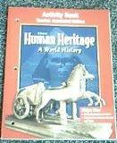 Glencoe Human Heritage A World History (Activity Book Teacher Annotated Edition)