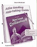 Ancient Civilizations Active Reading Note-Taking Guide
