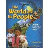 The World and Its People ~ Western Hemisphere, Europe, and Russia (Glencoe Student Edition)