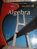 New York Algebra Teacher Wraparound Edition Glencoe Mathematics (Glencoe mathematics algebra...