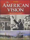American Vision, Modern Times
