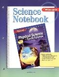 Glencoe Physical Science + Earth, Science Notebook