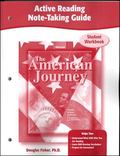 American Journey, Active Reading Note-taking Guide Workbook