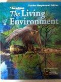 Glencoe Science, The Living Environment: Teacher Wraparound Edition