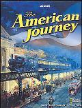 American Journey, Student Edition