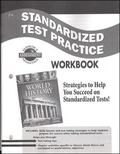 Glencoe World History Standardized Test Practice Workbook
