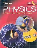Glencoe Science, Physics California Edition