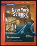 Glencoe New York Science, Grade 6, Student Edition, Module Units 1 & 2