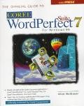 Official Guide to Corel WordPerfect Suite 7 for Windows 95