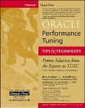 Oracle Performance Tuning Tips and Techniques - Rich Niemic - Paperback