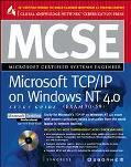 Mcse Ms Tcp/ip...nt 4.0 Study Gde.-w/cd