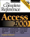 Access 2000 The Complete Reference