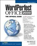 WordPerfect Office 2000: The Official Guide