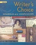 Writer's Choice, Grade 11: Grammar and Composition
