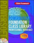 Powersoft Foundation Class Library Professional Reference (McGraw-Hill Client/Server Computi...