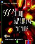 Writing Sap Abap/4 Programs-w/cd