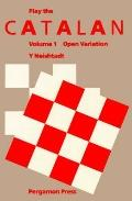 Play the Catalan Open Variation