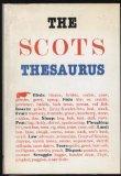 The Scots Thesaurus
