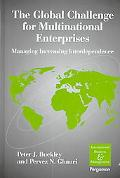 Global Challenge for Multinational Enterprises Managing Increasing Interdependence