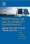 Performance and Durability Assessment Optical Materials for Solar Thermal Systems