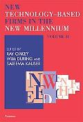 New Technoloogy-Based Firms In The New Millennium