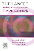 Lancet Handbook of Essential Concepts in Clinical Research