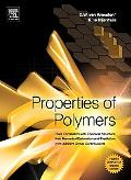 Properties of Polymers: Their Correlation with Chemical Structure: their Numerical Estimatio...