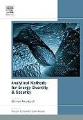 Analytical Methods for Energy Diversity and Security: A Tribute to Shimon Awerbuch