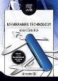 Membranes Technology ebook Collection: Ultimate CD