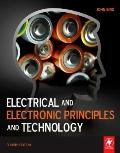 Electrical and Electronic Principles and Technology, Fourth Edition