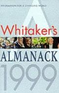 Whitaker's Almanack: 1999 Edition - Stationery Office - Hardcover