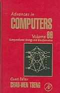 Advances in Computers Computational Biology and Bioinformatics