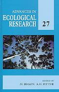 Advances in Ecological Research, Vol. 27