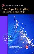 Erbium-Doped Fiber Amplifiers Fundamentals and Technology