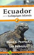 Ecuador and Its Galapagos Islands: The Ecotravellers'  Wildlife Guide