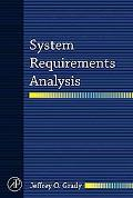 Systems Requirement Analysis