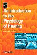 Introduction to the Physiology of Hearing 3e