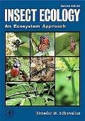 Insect Ecology An Ecosystem Approach